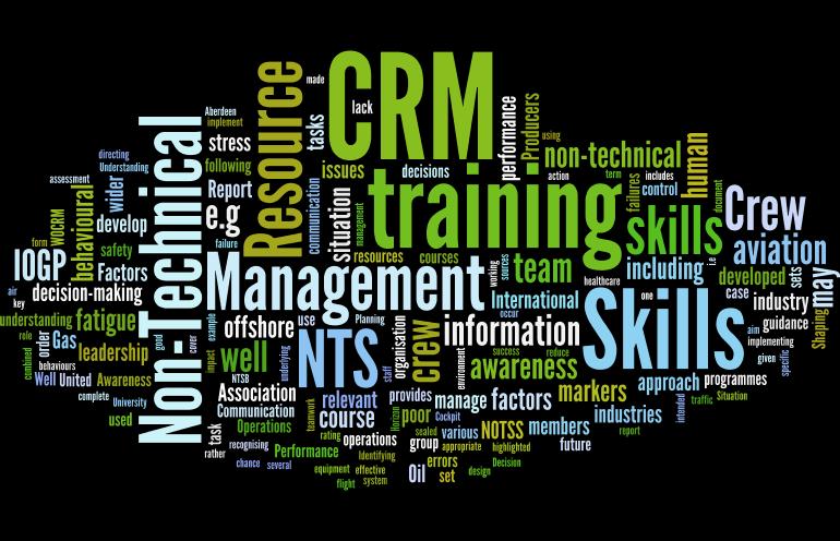 Non Technical Skills Crew Resource Management Human