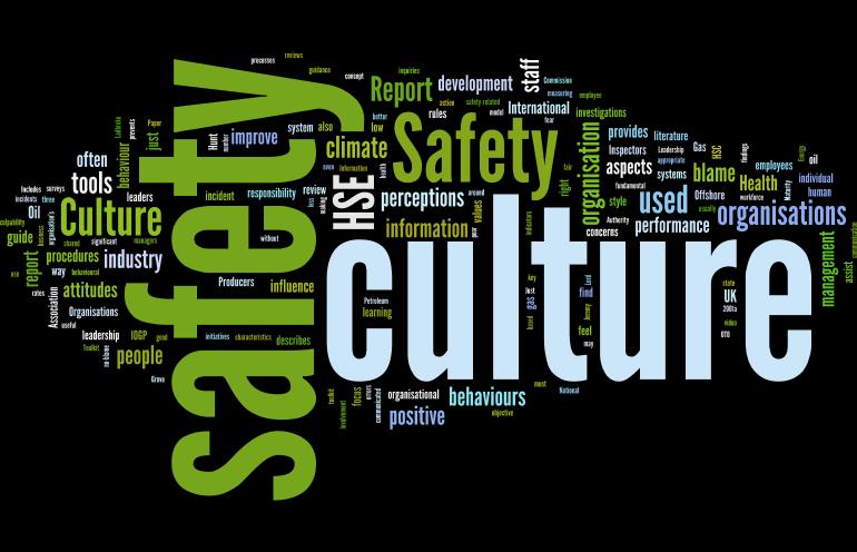 safety culture  u2013 human factors 101