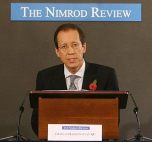 The Hon. Mr Justice Haddon-Cave - The Nimrod Review