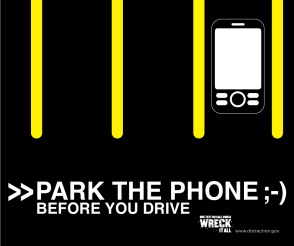 park the phone - human-factors-101