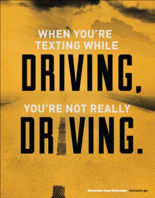 Texting while driving - human factors - human factors 101