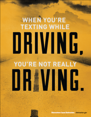 Texting while driving - human factors - human factors 101