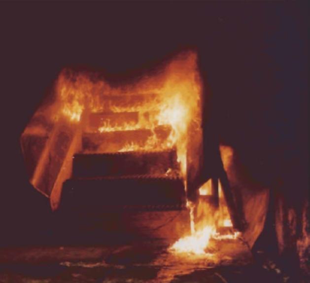 King's Cross fire - Model of escalator - humanfactors101.com