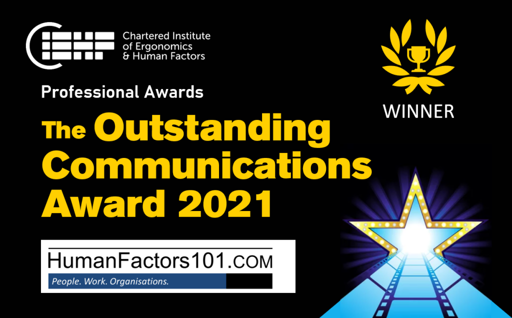 Outstanding Communications Award